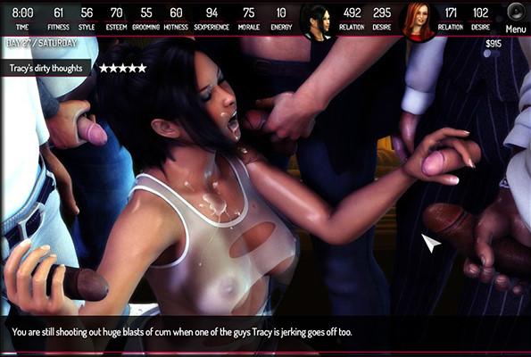 hacked porn games