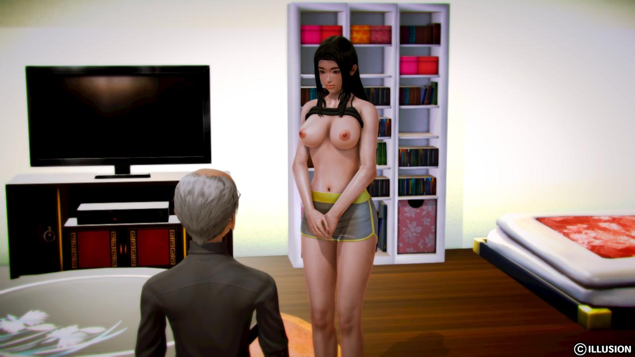 Korean girls suck cock