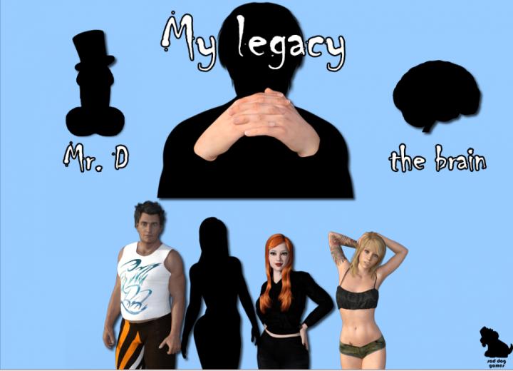 My Legacy – New Version 0.2
