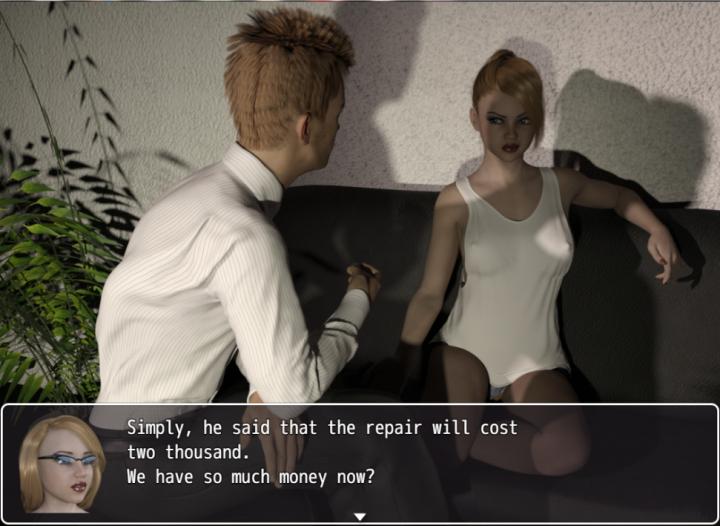 Web – New Netorare Game (Chapter 1)