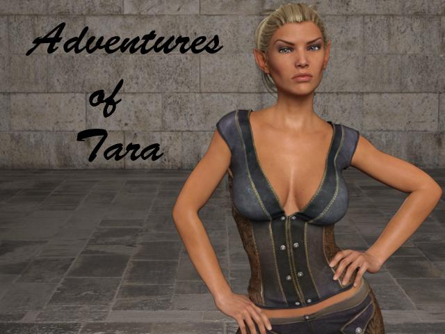 Adventures of Tara – New Version 0.80.D15 + Save (All Scenes Unlocked)