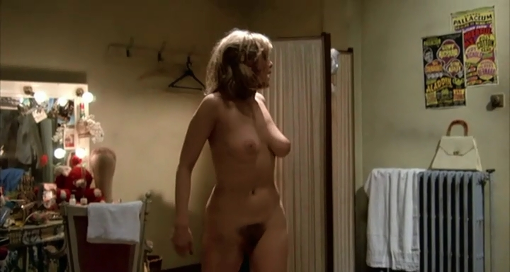 Jill Gascoine  nackt