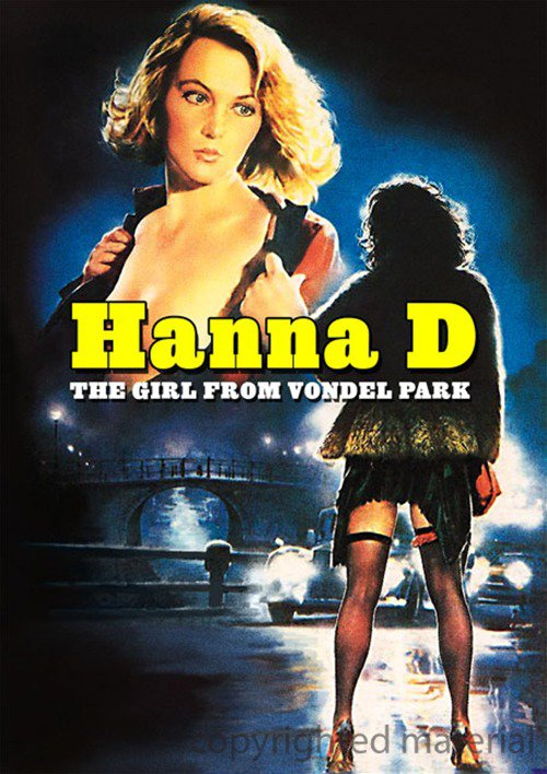 Hanna D. – The Girl from Vondel Park