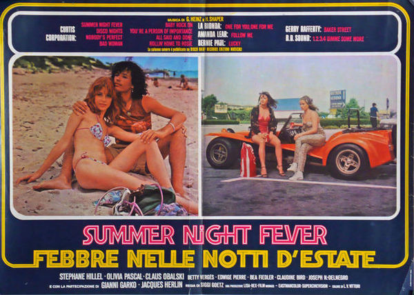 Summer Night Fever