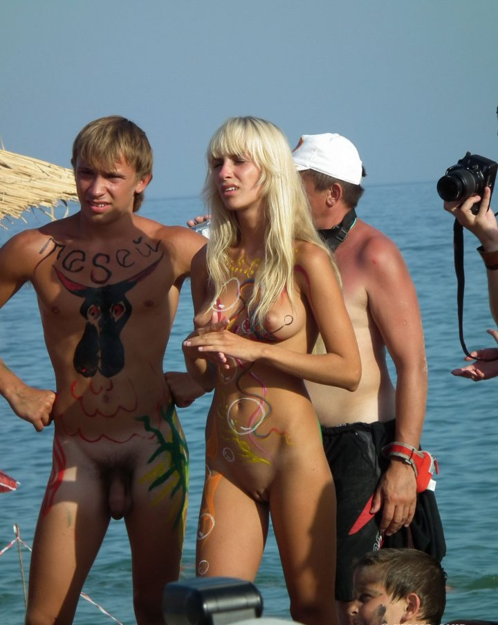 family nudist website