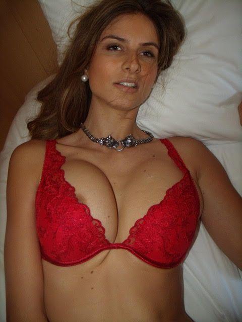 Alexandra Zimny French model
