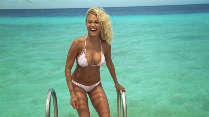 Rose Bertram – Outtakes, SI Swimsuit 2017