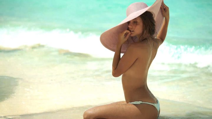 Barbara Palvin – Outtakes, SI Swimsuit 2017