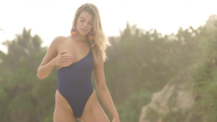 Hailey Clauson – Outtakes, SI Swimsuit 2017