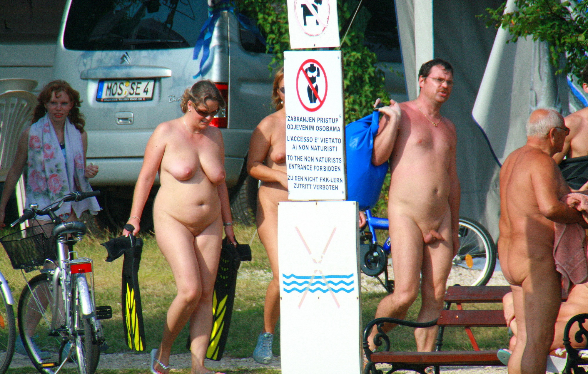 Nudists Family - Ula Fkk Camp - Voyeurpapa-4773