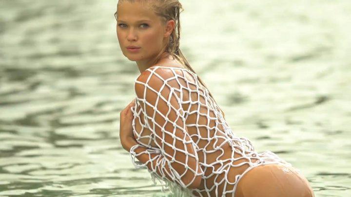 Vita Sidorkina – Outtakes, SI Swimsuit 2017