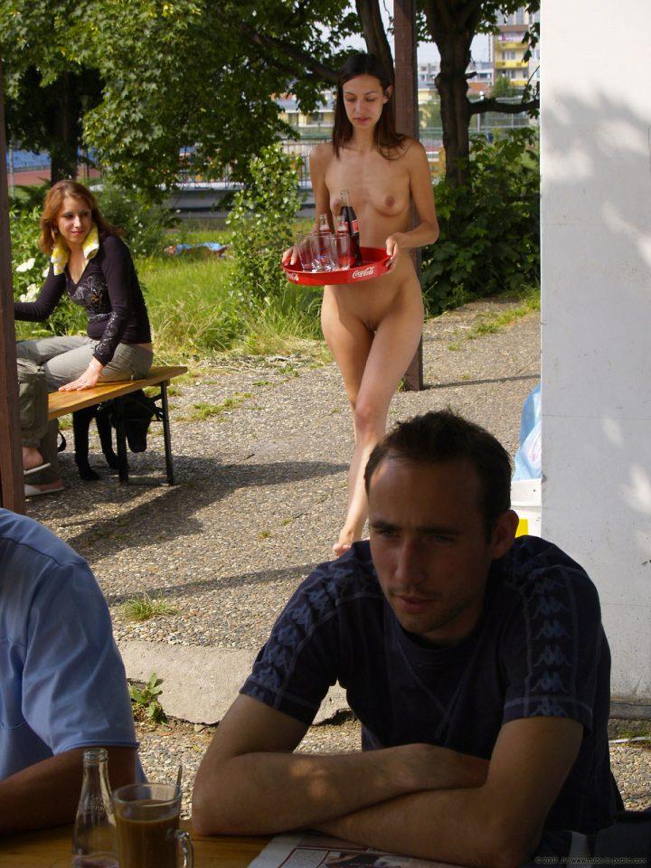 Naked Girls In Public Places  Outdoor - Voyeurpapa-7451