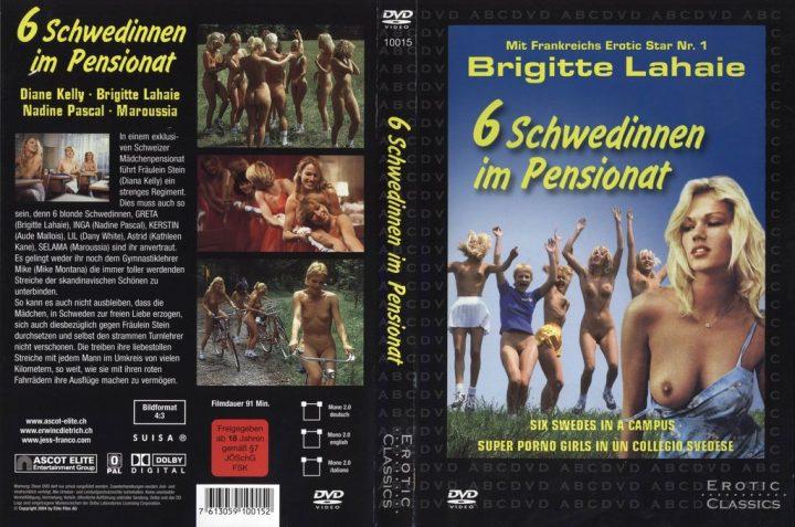 Sechs Schwedinnen im Pensionat