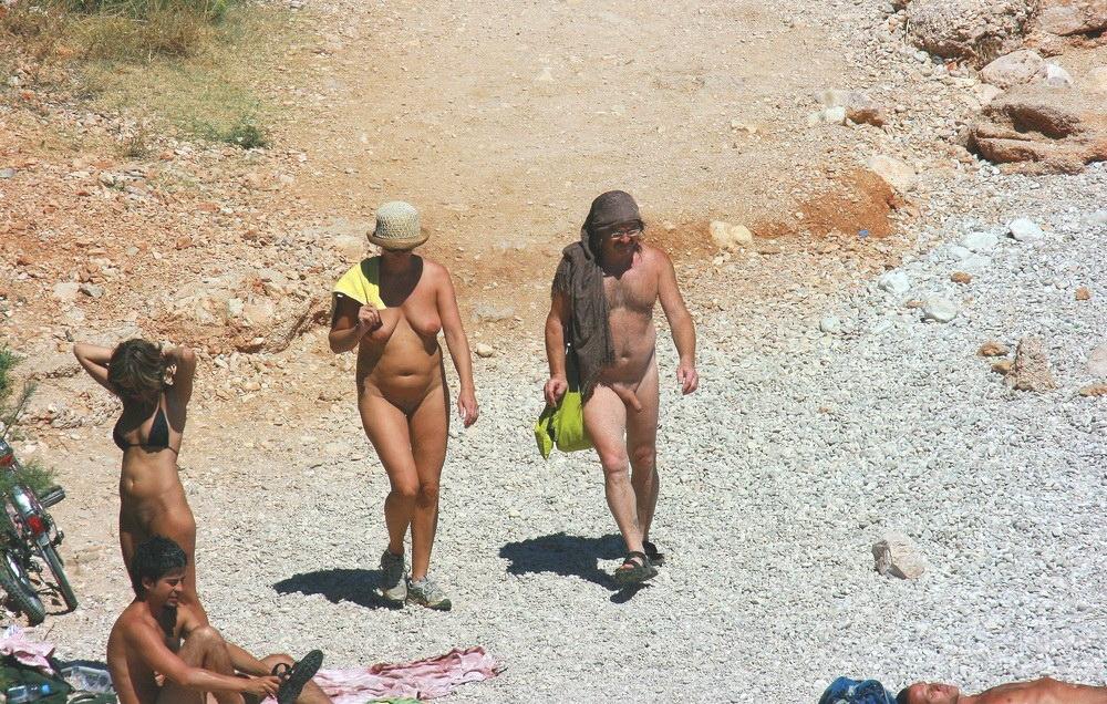 Нудистский Пляж Свежее - Нудизм И Натуризм