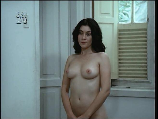 Alba Valeria  nackt