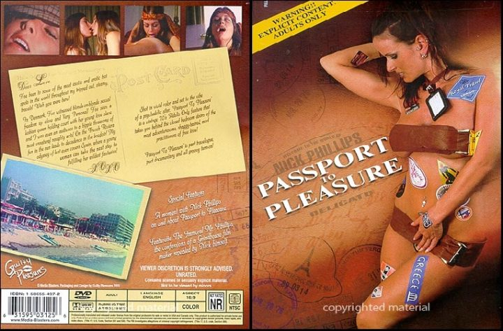 Passport To Pleasure: Delicato