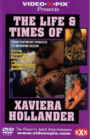 The Life And Times Of Xaviera Hollander