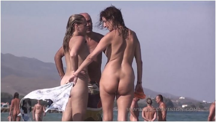 Snoopy's Nude Euro Beaches Vol 3 HD