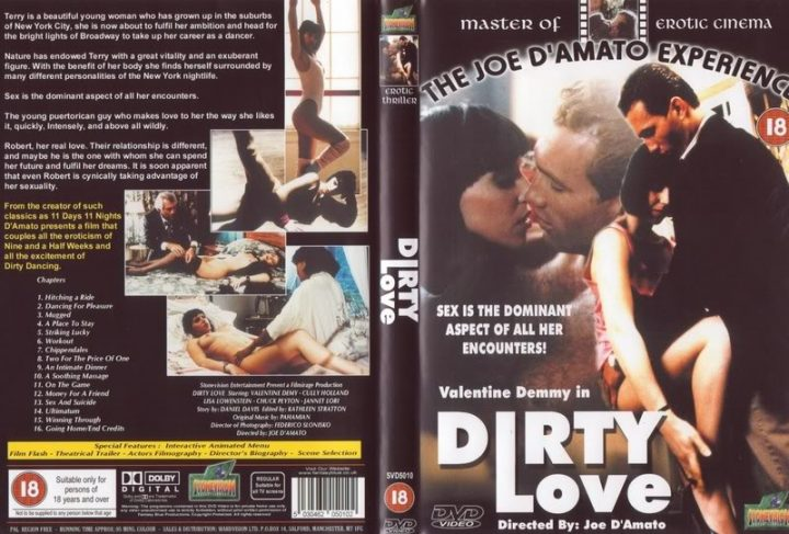 11 Days 11 Nights: Part 5 – Dirty Love