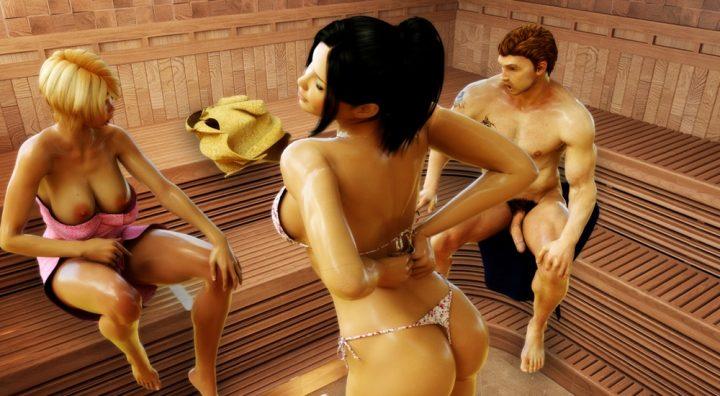 Sexclub v500 ladies lusty Best 3d
