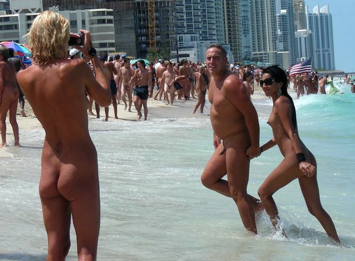 Message haulover beach nudist groups think, that