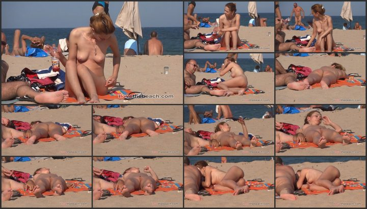 Nude Beach Hot Amateur