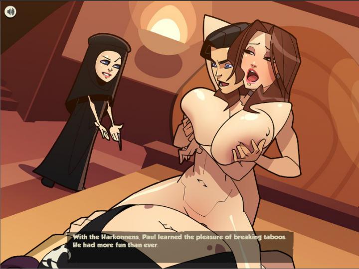 порно игра ангел в подземелье