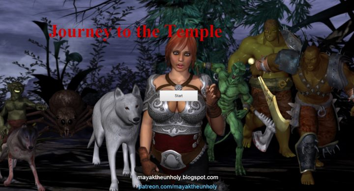 Maya The Holy – Journey to the Temple [Version 0.04b]