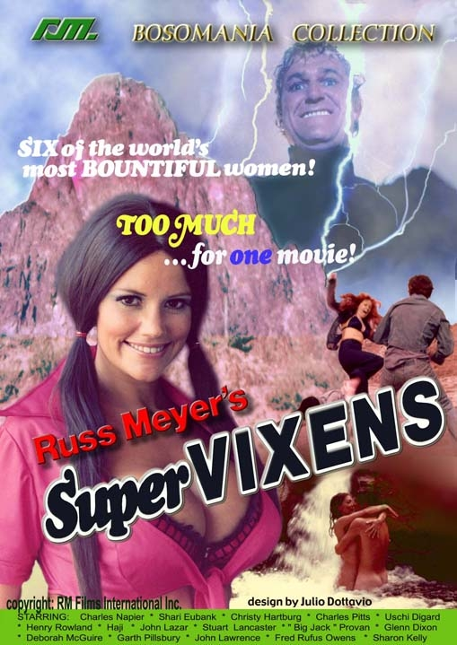 Russ Meyer's Supervixens