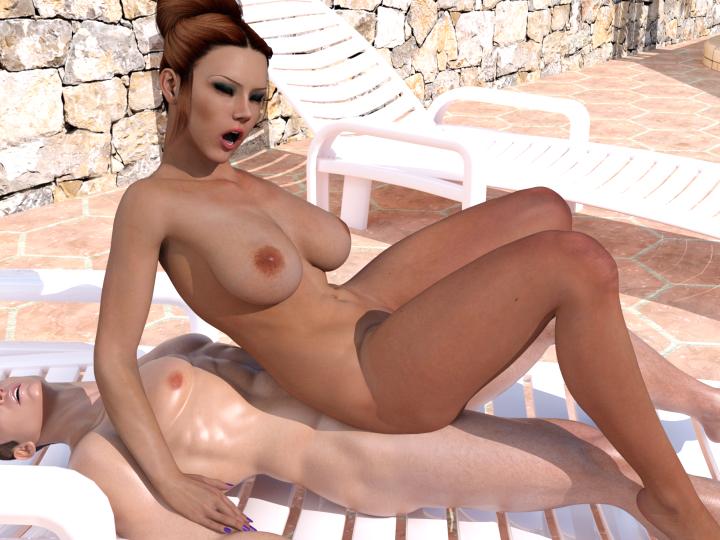Voyeur rtp big boobs