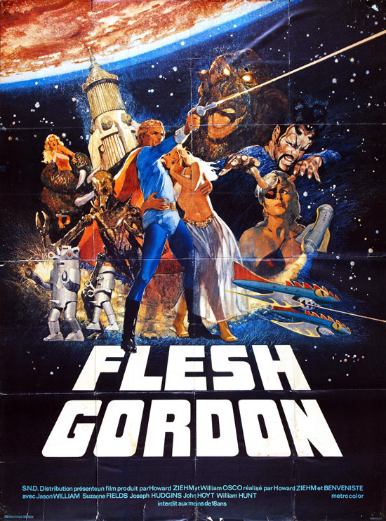 Flesh Gordon (Better Quality)