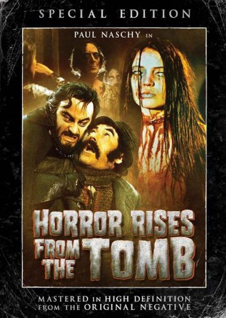 Horror Rises from the Tomb (BDRip)