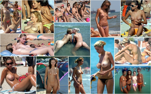 Nude Beaches in Romania