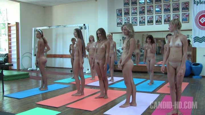 Amateur nude glamour