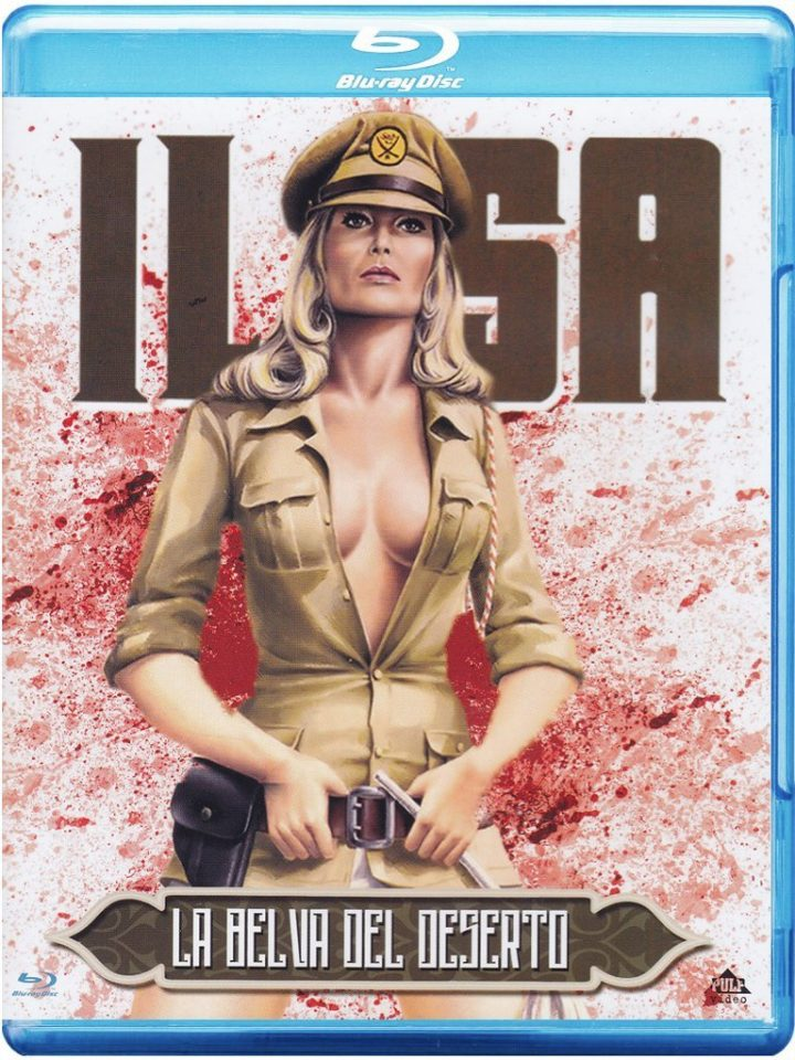 Ilsa, Harem Keeper of the Oil Sheiks (BDRip)