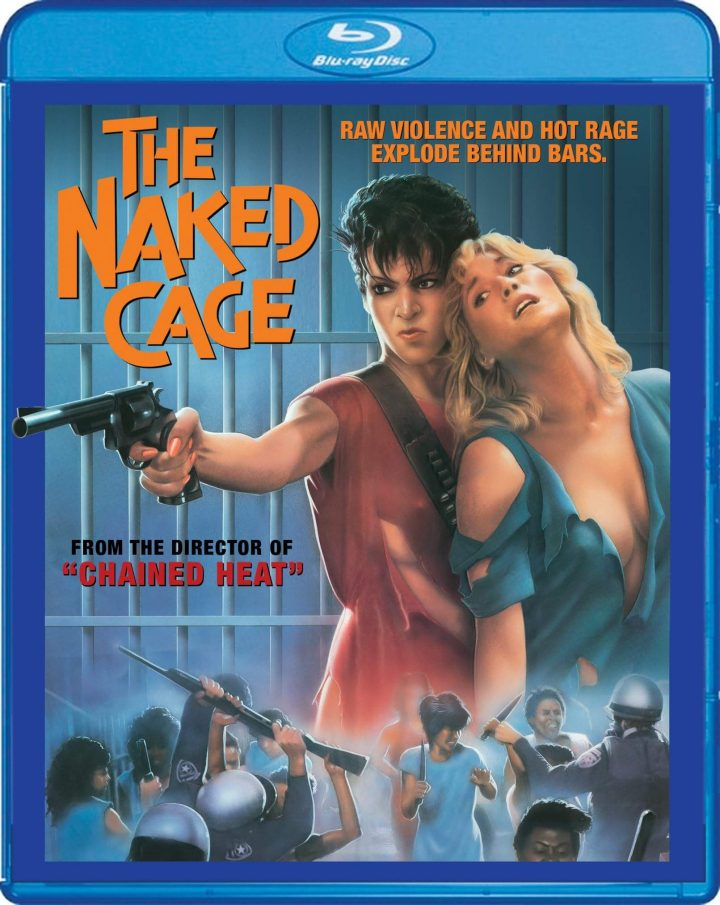 The Naked Cage (BDRip)