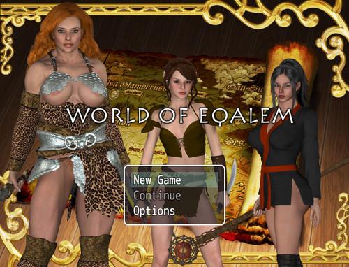 World of Eqalem BETA 6