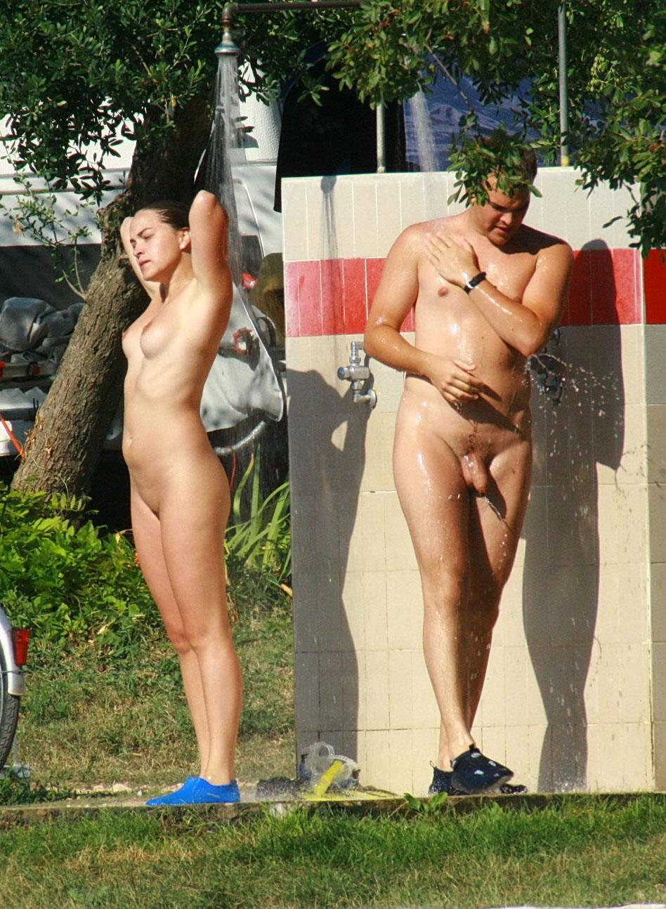 Nudists Family Nude Beach - Voyeurpapa-2326