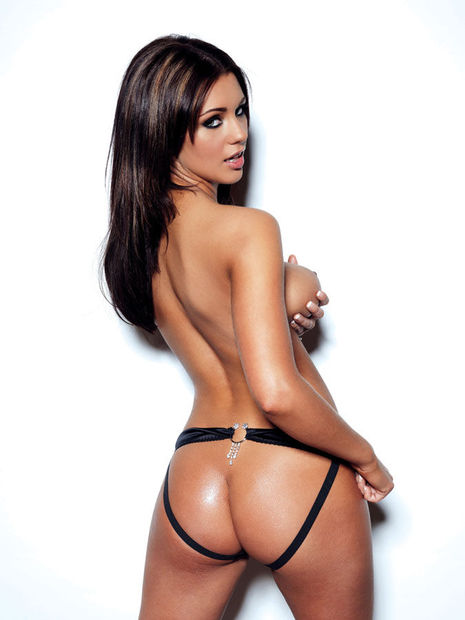 Holly Peers – Naughty Nudes