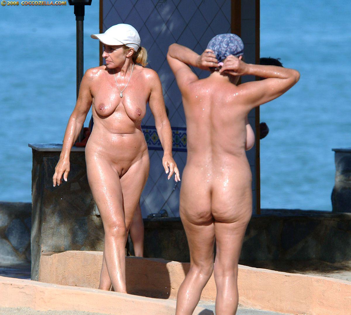Nude at vera beach