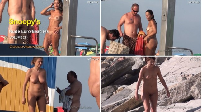 Snoopy's Nude EuroBeaches 28 HD