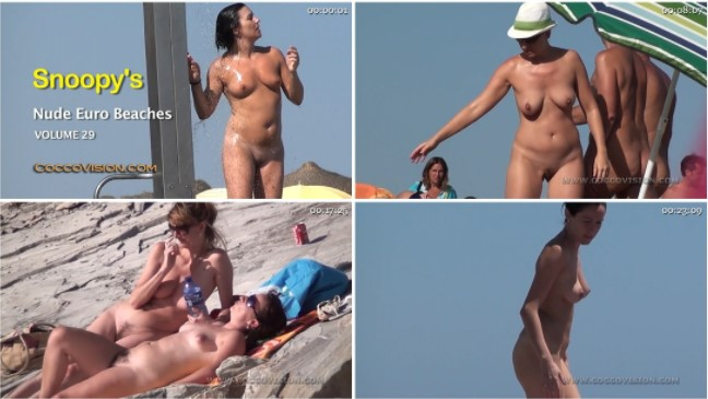 Snoopy's Nude EuroBeaches 29 HD