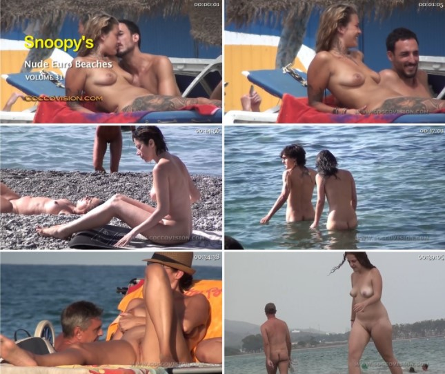 Snoopy's Nude EuroBeaches 31 HD