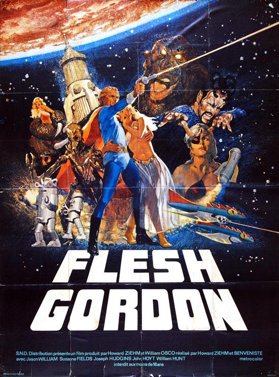 Flesh Gordon (Better Quality)