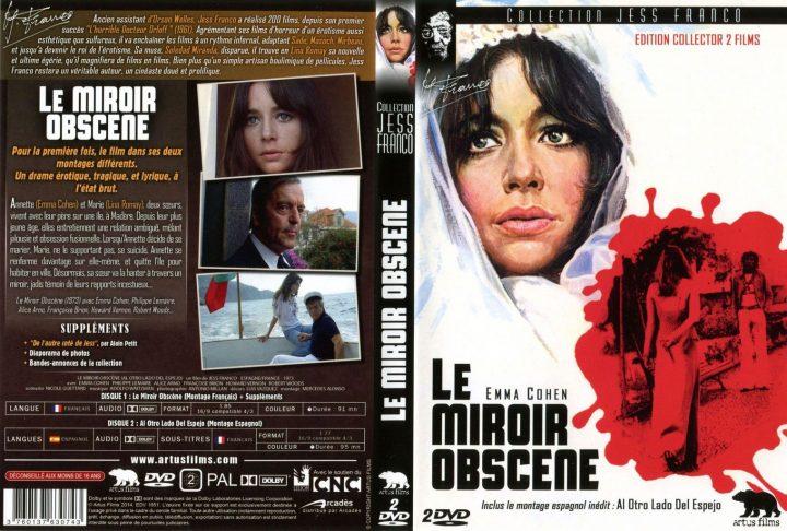 Le miroir obscene