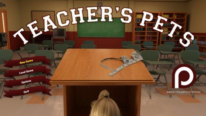 Teachers pet anime porn 2000