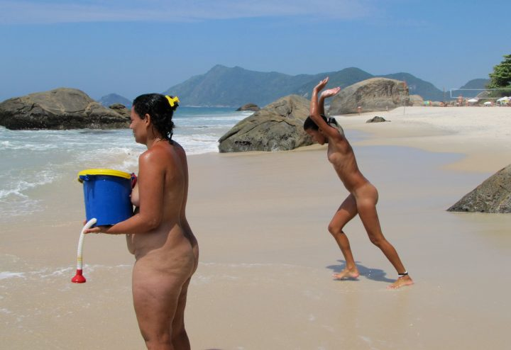 Nudists in brazil pics something