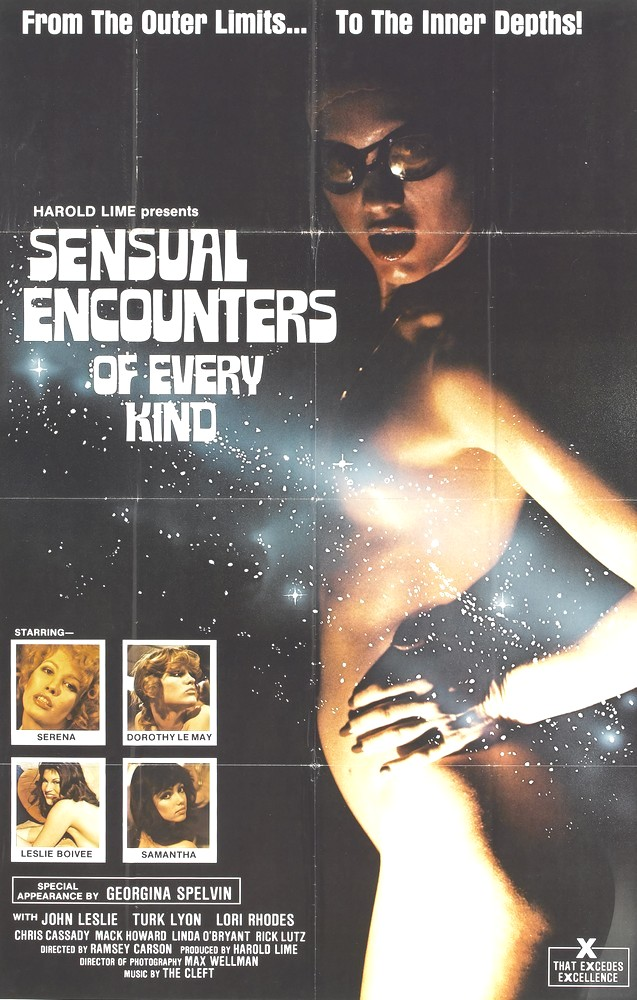 Sensual Encounters Of Every Kind