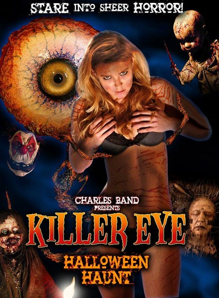 Killer Eye Halloween Haunt