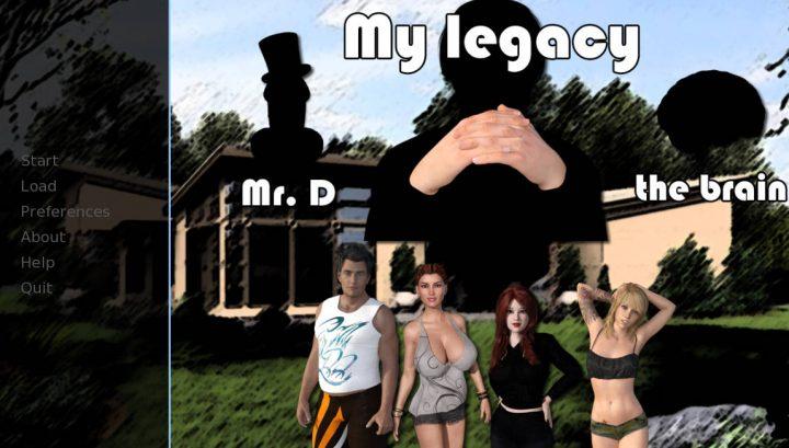 My Legacy v0.9.1